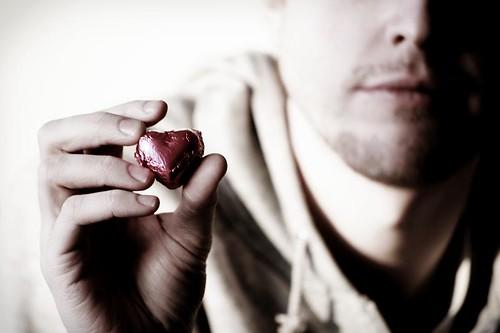 Choccie heart