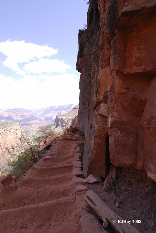 Grand Canyon South Rim - Bright Angel Trail