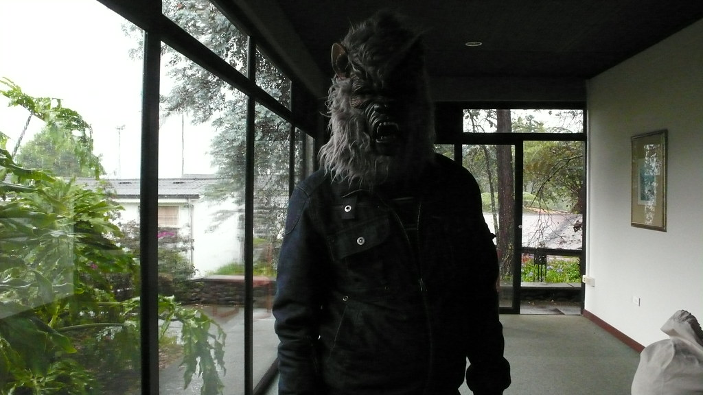 WOlf in a hotel. LRRH. Aether9
