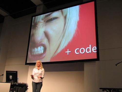 Web 2.0 Expo, Kathy Sierra 7