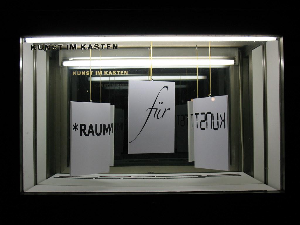 Kunst Im Kasten