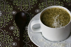 (Some) Cream of Kale Soup 1