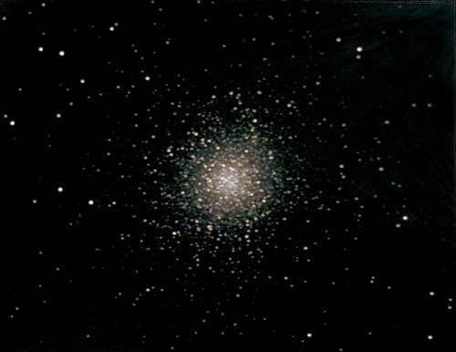 M13-Great Hercules Cluster on 5/12/08