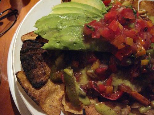 nachos at el camino