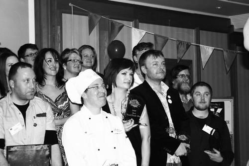 Irish Blog Awards 2008, Happy Winners Portrait