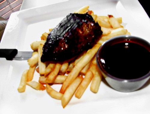 Rashays - $10 Steak and Chips by you.