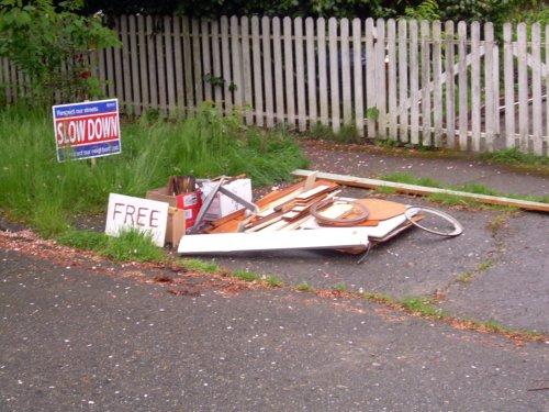 Pathetic free pile