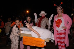 Halloween Parade 2007: Bedbugs!