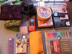 Stuff in my bag!