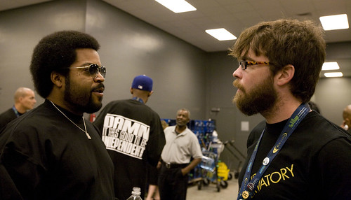 Trammell interviews Ice Cube