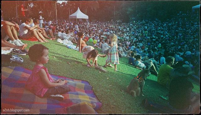 Concert @ Botanic Garden