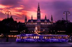 Christkindlmarkt, Vienna