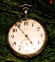 Pocket Watch From 1905