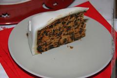 Christmas Cake piece