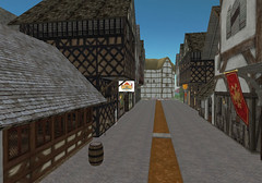 New Shops on Renaissance Island