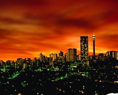 Johannesburg Nights(The City of Gold)