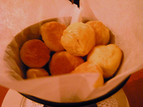 cute but bad gougeres