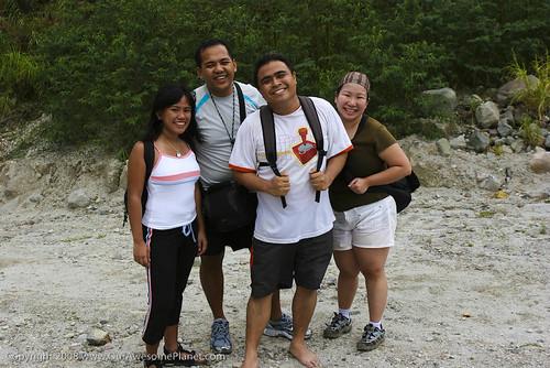 Mt. Pinatubo Hike 14.31