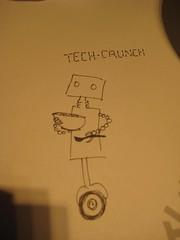 Techcrunch the cartoon