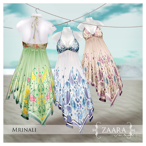 {Zaara} : Mrinali lights