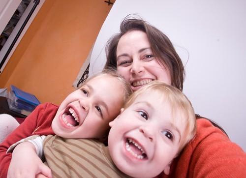 52 Weeks, My Kids and Me - Week 1