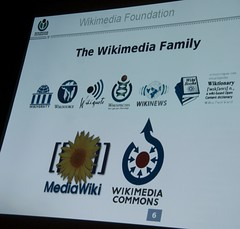Erik Möller talking about wikipedia