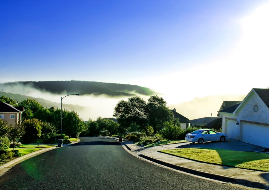 Morning Fog in Jester