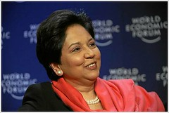Indra Nooyi - World Economic Forum Annual Meet...