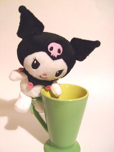 kuromi coffee