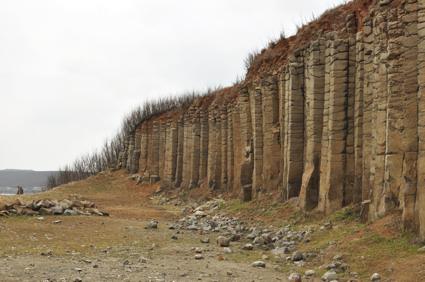 澎湖「大菓葉玄武岩」、「西台古堡」(5.8ys)
