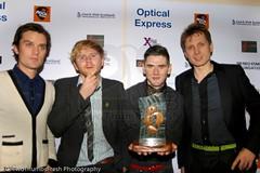Franz Ferdinand - Tartan Clef Award