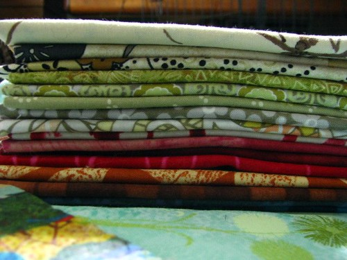 Fat Quarter Stash