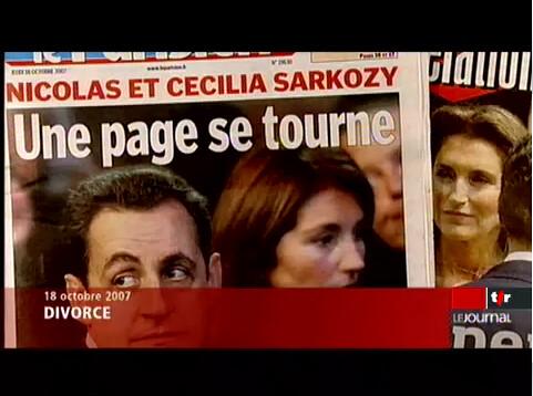 Journal TSR 19:30 18 octobre 2007