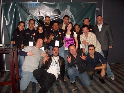 La banda en ReMix México 07