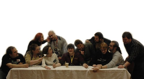 Podcasters Last Supper