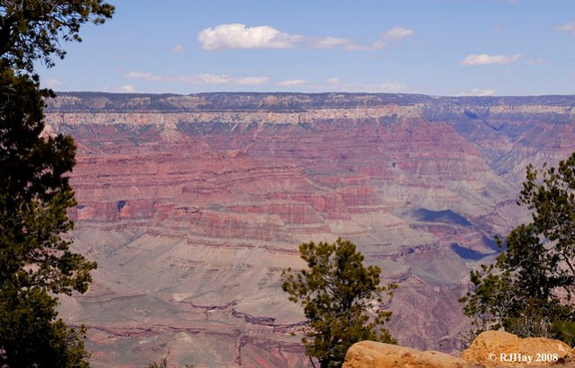 Grand Canyon - from south rim looking NE