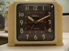 Telechron alarm Clock