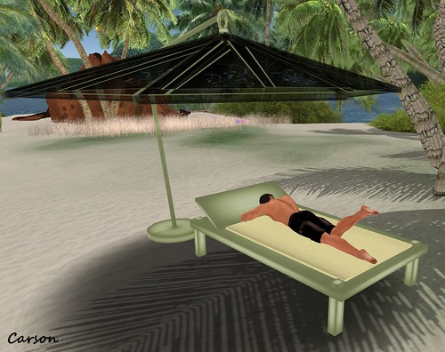 Bag Lady Designs - 5 Prim Lounger with Poses