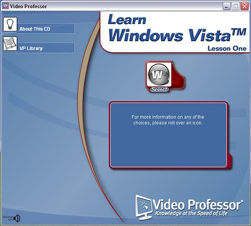 Video Professor Learn Windows
