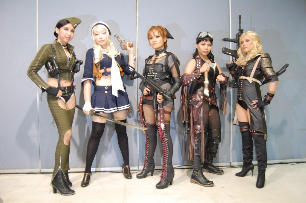 2011 Metro Comic Con Day 1 Event Report