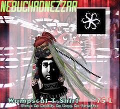 NDN - Wumpscut T-Shirt