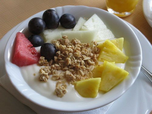 Frühstück im Strandhotel Pique 3