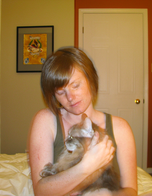 Me and Percy