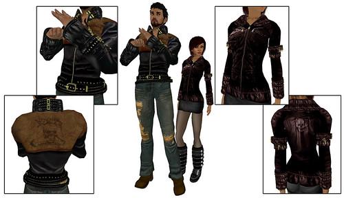 sey jackets