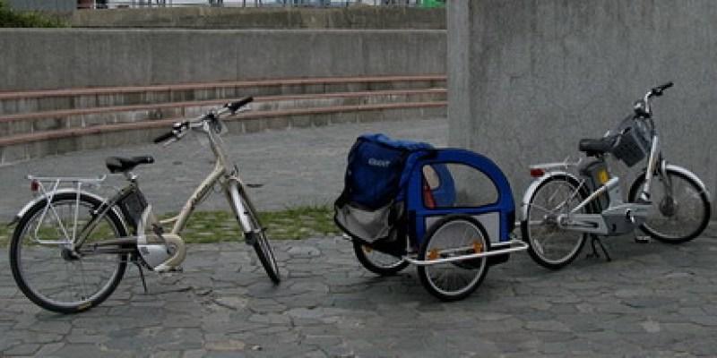 租車:捷安特的自行車