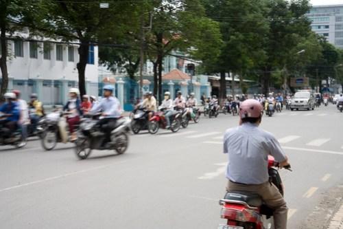 Motorbikes, Ho Chi Minh City
