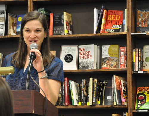 Sarah Dessen at Tattered Cover