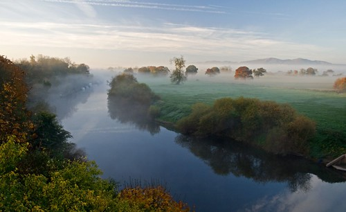 River Severn, Autumn by Flash of light on Flickr