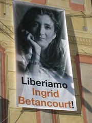 Free Ingrid Betancourt