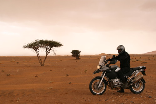 Calatorie pe BMW in Maroc - un set de pe Flickr